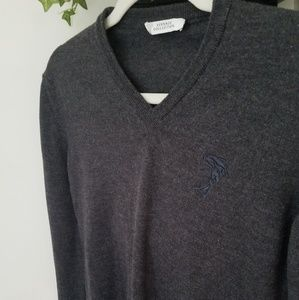 Versace Collection Wool Sweater